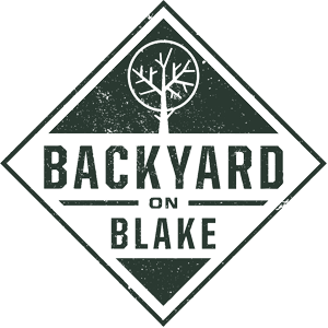 Backyard on Blake