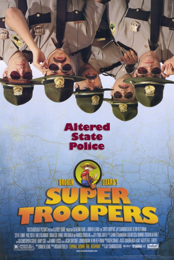 Super Troppers Stoner Comedy