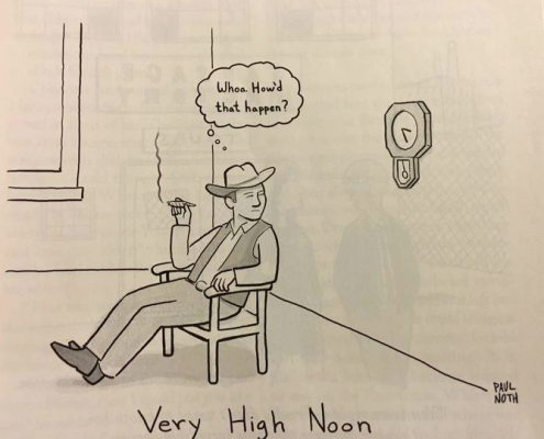 Very High Noon