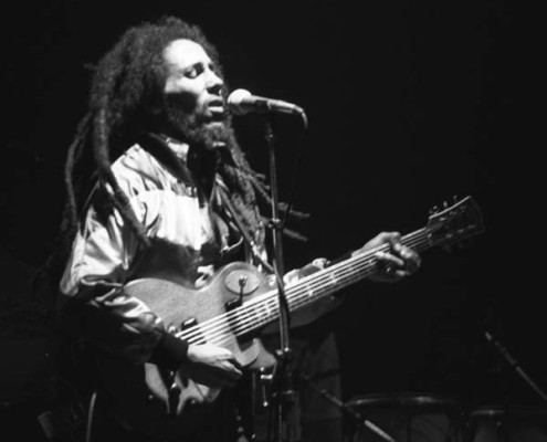 Bob Marley's Relationship to Marijuana