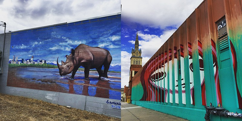 Rino Neighborhood Denver